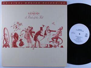GENESIS A Trick Of The Tail MFSL LP VG++/NM original master recording *