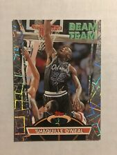New listing 1992-93 Topps Stadium Club Beam Team Shaquille O'Neal RC Rookie HOF