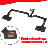 For OnePlus 3T Menu Back Button Sensor Touch Flex Cable Part for replace + tools