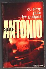 SAN-ANTONIO n°5 # DU SIROP POUR LES GUEPES # 23/02/1973 F1