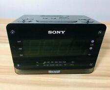 SONY FM/AM CLOCK RADIO ICF-C414 TESTED! WORKING!
