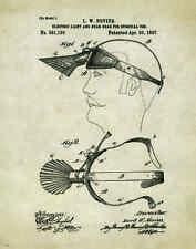 Medical Doctor Patent Poster Art Print Surgeon Nurse Instruments Gifts PAT311