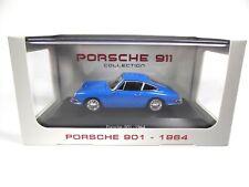 Atlas Norev Porsche Collection 1:43 scale Porsche 901 911 1964 - blue