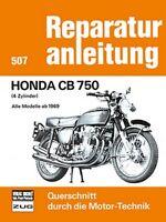 HONDA CB 750 Four ab 1969 Reparaturanleitung Reparaturbuch Reparatur/Handbuch