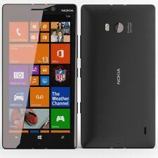 Microsoft LUMIA 930 BLACK / NERO WINDOWS PHONE RICONDIZIONATO + GARANZIA 12 Mesi