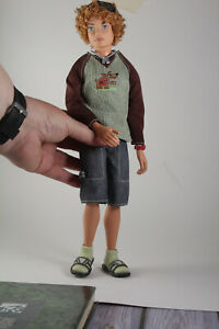 My Scene 2002 Barbie 'Bryant' Doll clothes doll and shoes