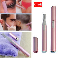 Nose Face Foot Hair Razor Trimmer Head to Toe Groomer Comb Epilator Lady Makeup