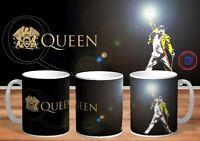 Queen rock band Mug 110z Freddie Mercury #8