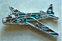 BRAND NEW BEAUTIFUL RAF PIN BADGE WELLINGTON BOMBER  POPP.Y 2020