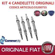 KIT 4 CANDELETTE ORIGINALI JEEP RENEGADE 2.0 CRD 103KW 140CV