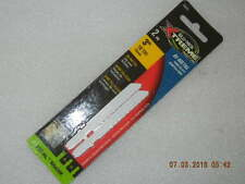 Blu-Mol Xtreme Bi-Metal Jig Saw Blade, 3 In. 18 TPI , 2 Pieces/Pack, NEW
