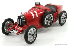 CMC M100B001 SCALA 1/18 BUGATTI T35 N 11 NATION COULOR PROJECT ITALY 1924 RED
