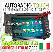 """AUTORADIO 8"""" ANDROID 6.0 DAB+ 8core Mercedes Classe A B VIANO,VITO,W169,W245 RDS"""