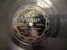 Elivira Rios Victor 75424 - Janitzio / Desesperanza - Mexican-made 78 E- to V+