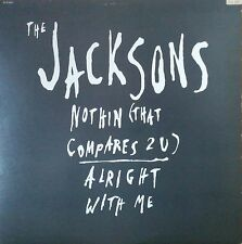 """MICHAEL JACKSON THE JACKSONS / NOTHIN (THAT...) 12"""" Promo Only JAPAN ISSUE"""
