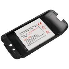 Akku Accu Li-Ion mit Rückdeckel schwarz für HTC Desire