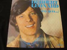 HERBERT LEONARD Tel quel LP