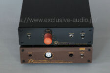 Bakoon Products SCA-7500K amplifier with STAX Ear speaker Adopter set