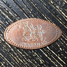 Jelly Belly Beans Smashed pressed elongated penny B1399