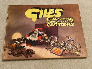 GILES CARTOON ANNUAL; Sixth Series 1951-52; Sunday Daily Express; Original
