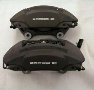 Brembo 4pot 345mm brake calipers Audi A3 V8 A4 A5 A6 A7 Q5