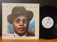 Phillip Walker - The Bottom Of The Top 1973 Blues Guitar Promo Vinyl LP VG+!