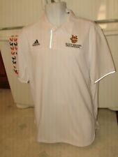 Uci Anteaters Scott Brooks Invitational Golf polo shirt Lg Adidas New with tags