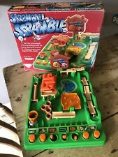 Vintage Tomy Screwball Scramble Scrambling Obstacle Game