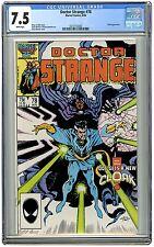 Doctor Strange #78  CGC 7.5