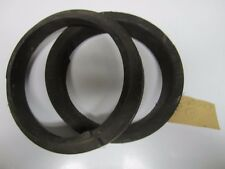 85 Chrysler Dodge Plymouth K-Body Front Coil Spring Isolators Pair NOS 4322047