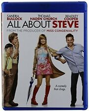 All About Steve (2016, Blu-ray NIEUW)