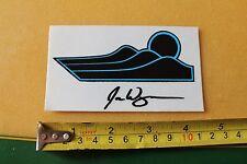 John Wegener California Longboard Surfboards MISC SO CAL Surfing STICKER
