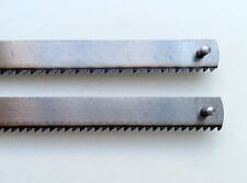 2 X Replacement Saw Blades For The dolomiten Inox Butcher's Hand Saw 52 Cm /20""