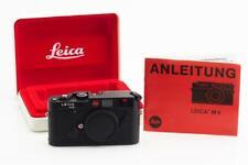 Leitz Leica M6 Black     10404 #1657827
