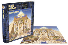 Iron Maiden 'Powerslave' 500 Piece Jigsaw Puzzle + NEW & OFFICIAL!