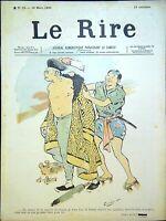 Le RIRE N° 19 du 16 Mars 1895