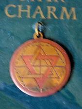 Star Charm Anhänger Religion Zauber Amulett Schmuck Magie Der Stern von Salomon
