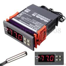 DC12V Digital Semiconductor Temperature Controller WH7016K Thermostat F Peltier