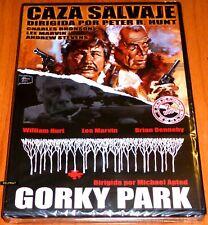 GORKY PARK - CAZA SALVAJE / Death Hunt - English Español - Precintada