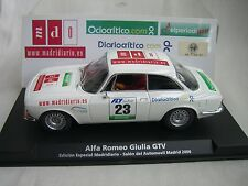 FLY 96095 ALFA ROMEO GIULIA GTV EDICIÓN ESPECIAL MADRIDIARIO E-802