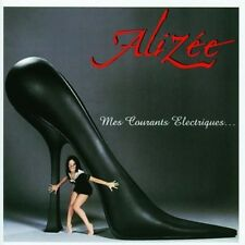 "ALIZEE ""MES COURANTS ELECTRIQUES"" CD NEUWARE"