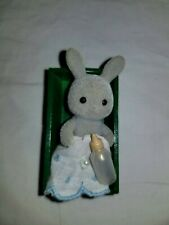 Sylvanian Families Calico Critters Vintage Baby Brother Sandy Babblebrook Rabbit