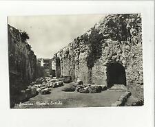 99236 bella cartolina di siracusa castello eurialo