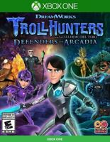 Trollhunters Defenders of Arcadia for Xbox One [New Video Game] Xbox One