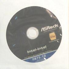 original ASRock Mainboard Treiber CD DVD B75 Pro3-M *44 Win 7 + 8 XP Vista NEW