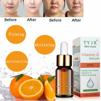 Pure Vitamin C Hyaluronic Acid Serum 20% for Face BEST Anti Aging Micro 10 mL