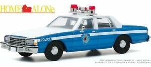 GREENLIGHT 86585 CHEVROLET CAPRICE Illinois Police Home Alone model car 1:43