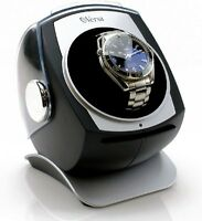 Versa Single Watch Winder - Black - Automatic 3 Settings Bi-directional G083