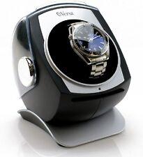 Versa Single Watch Winder - Black - 3 Settings Bi-directional 650 to 1050 TPD