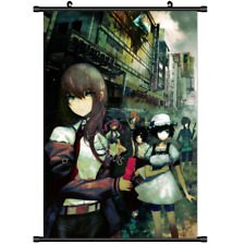 Anime Steins;Gate Poster Wall Scroll cosplay s3080